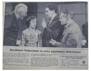 Southern Television - Southampton (Channel 11)/ Dover (Channel 10)